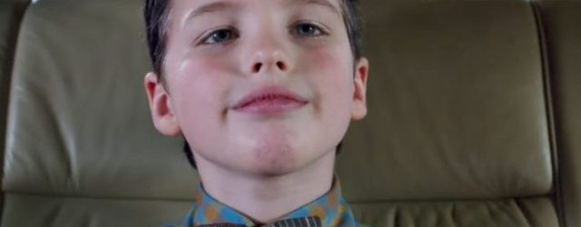 "Ecco il Primo Trailer di ""Young Sheldon"""