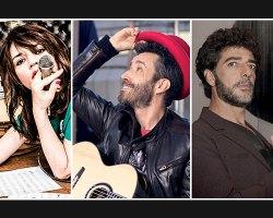 Silvestri, Consoli & Gazzè: insieme per il nuovo tour evento