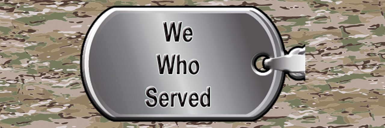 We Who Served Dot Net