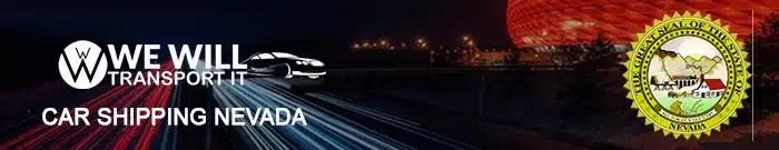 Car Shipping Nevada, we will transport it car shipping nevada