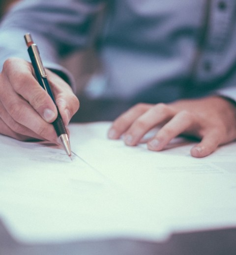Write a cover letter. Learn from the experts at We Write CVs