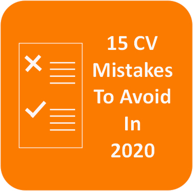 15 CV Mistakes to avoid