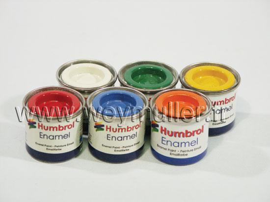 Entoilages Et Peintures Peintures Humbrol Et Colles Weymuller Modelisme N 1 De La Vpc