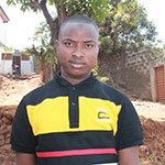 Santigie Conteh: Finance Officer
