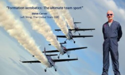 World Formation Aerobatics