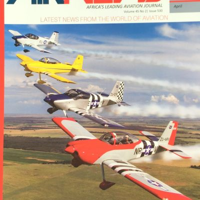The Raptors take centre stage in April's edition of World Air News