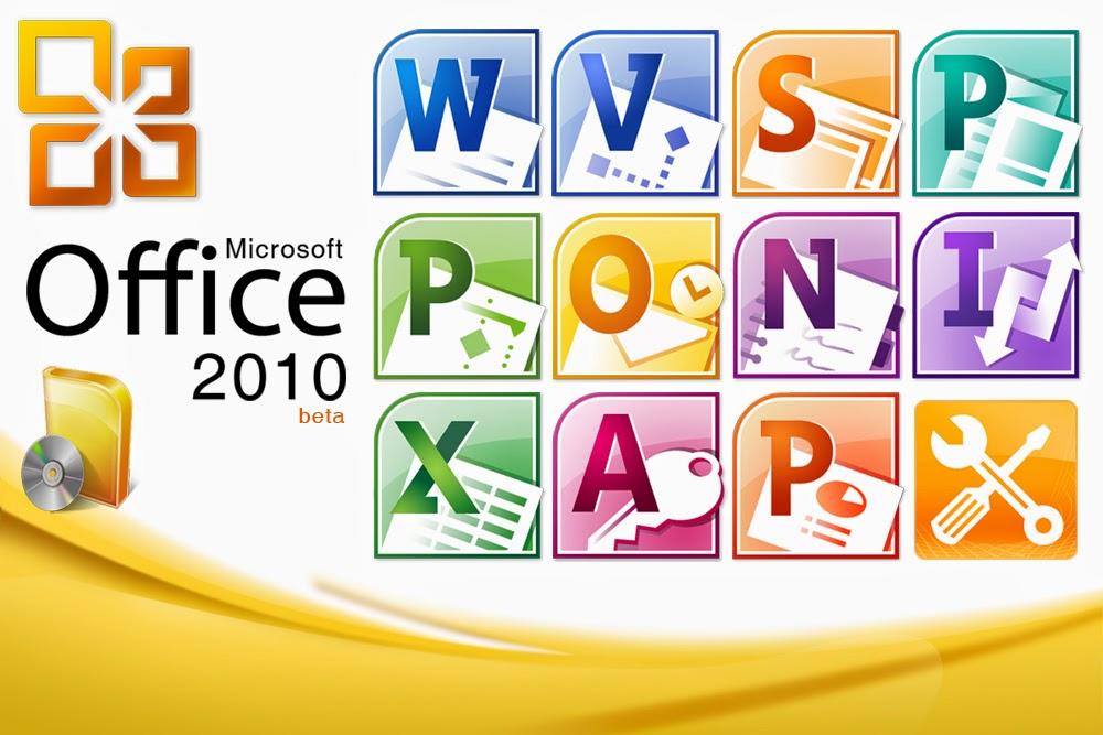 Microsoft Office 2010 IconPack by AlveR spb