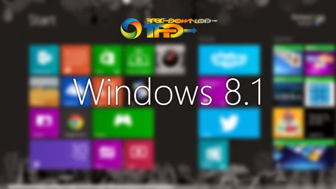 windows 8.1 download iso 32 / 64 bit free official