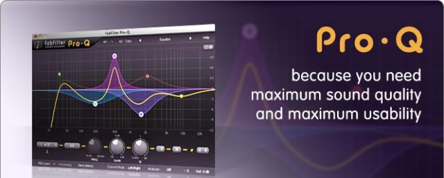 Download Free FabFilter Pro Q 3 Crack VST