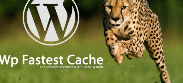 WP Fastest Cache Premium v1.3.7 WordPress Cache Plugin