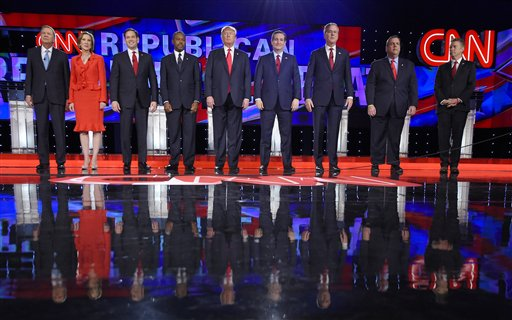 John Kasich, Carly Fiorina, Marco Rubio, Ben Carson, Donald Trump, Ted Cruz, Jeb Bush, Chris Christie, Rand Paul_88370