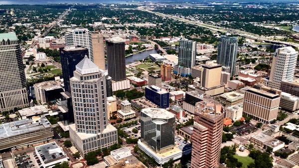 Tampa Skyline_166847