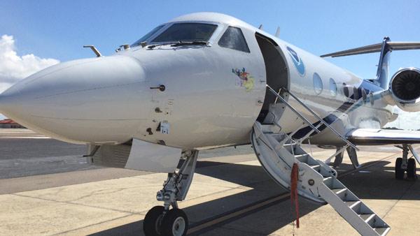NOAA Hurricane Hunter plane grounded ahead of Dorian | WFLA
