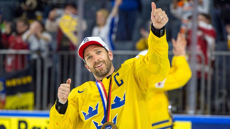 Sweden S Joel Lundqvist Heads To Pyeongchang Without His