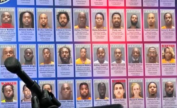 49 arrested in major Sarasota drug bust