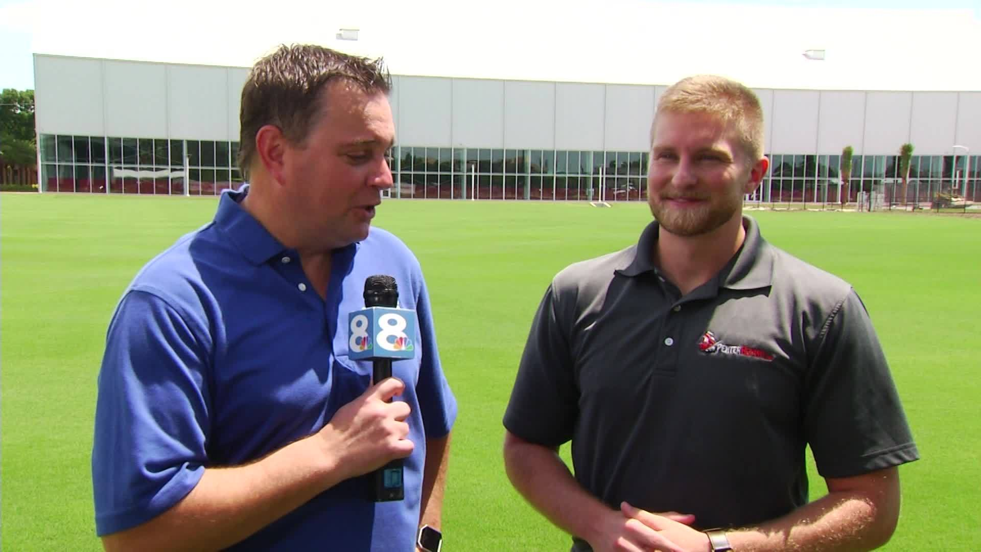 Bucs Training Camp Preview: Wide Receivers and Tight Ends
