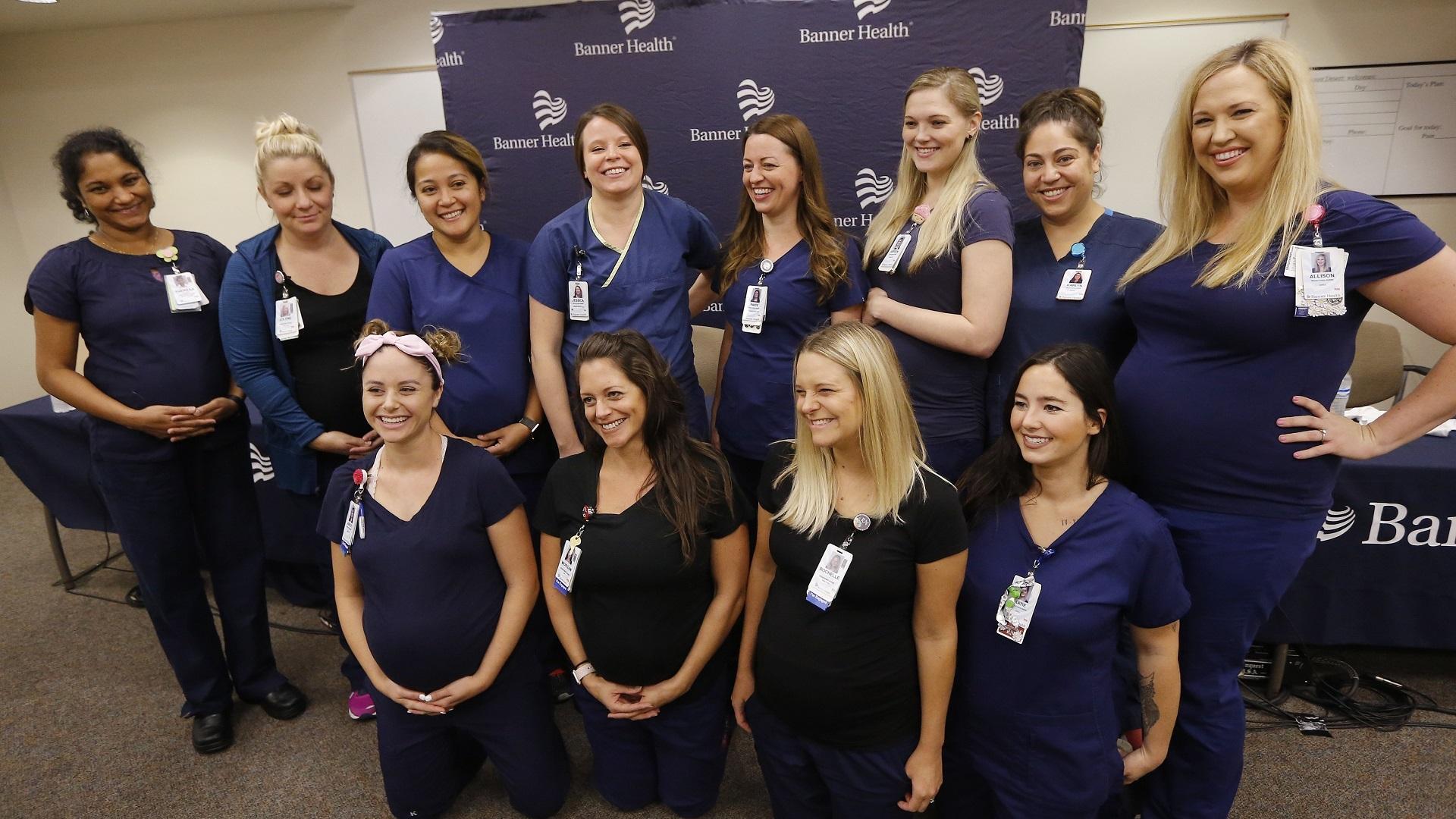 Pregnant Nurses_1534680326736