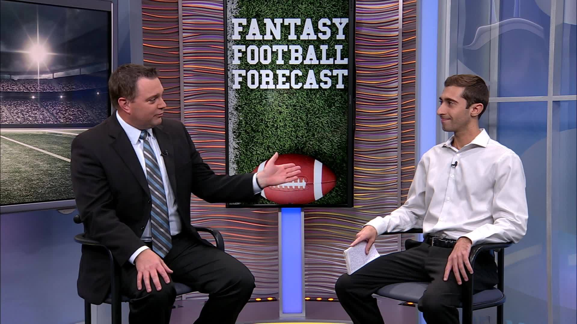 Fantasy Football Forecast helps with final playoff push in week 13