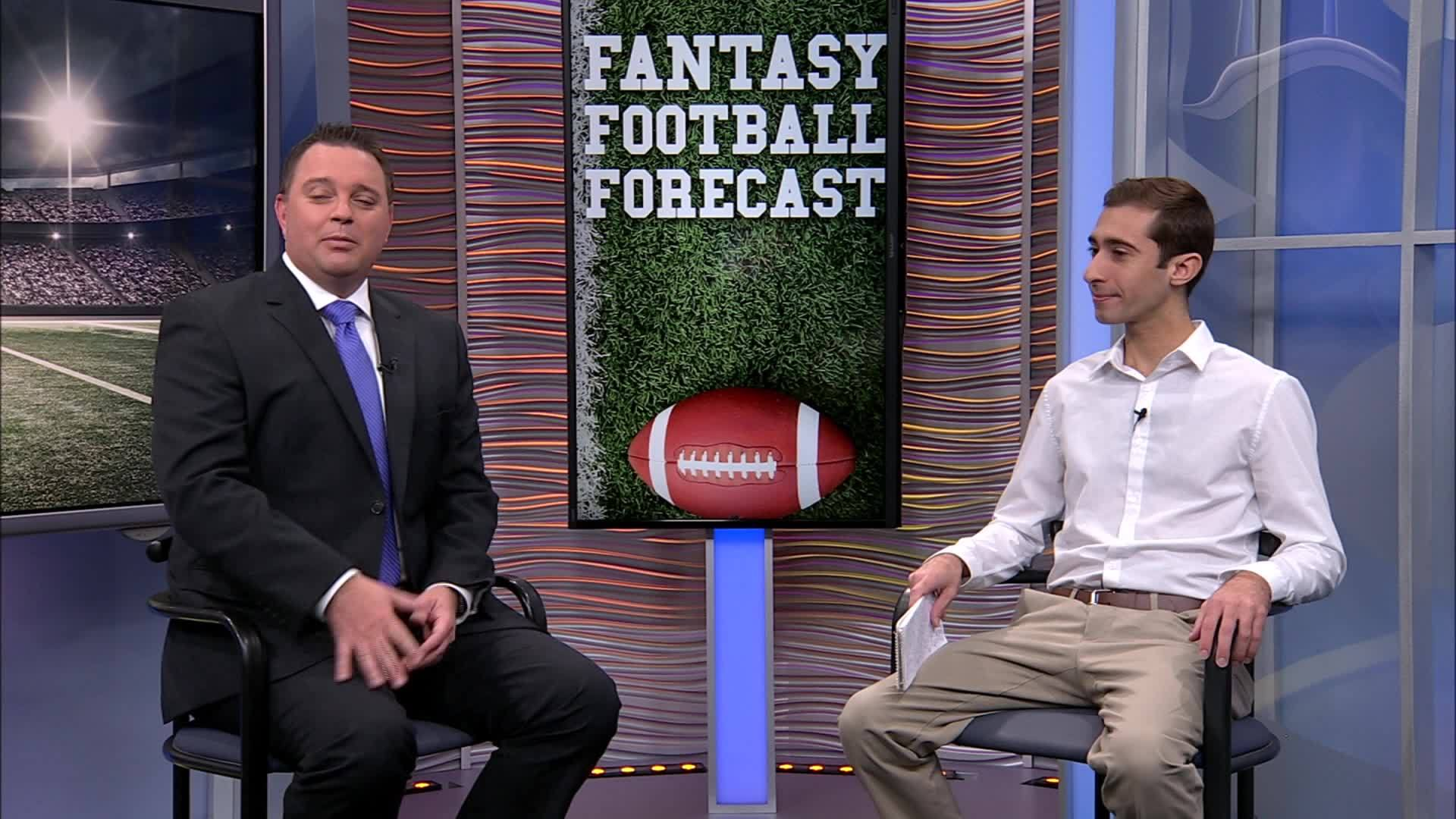 Get ready for your championship games with the Fantasy Football Forecast
