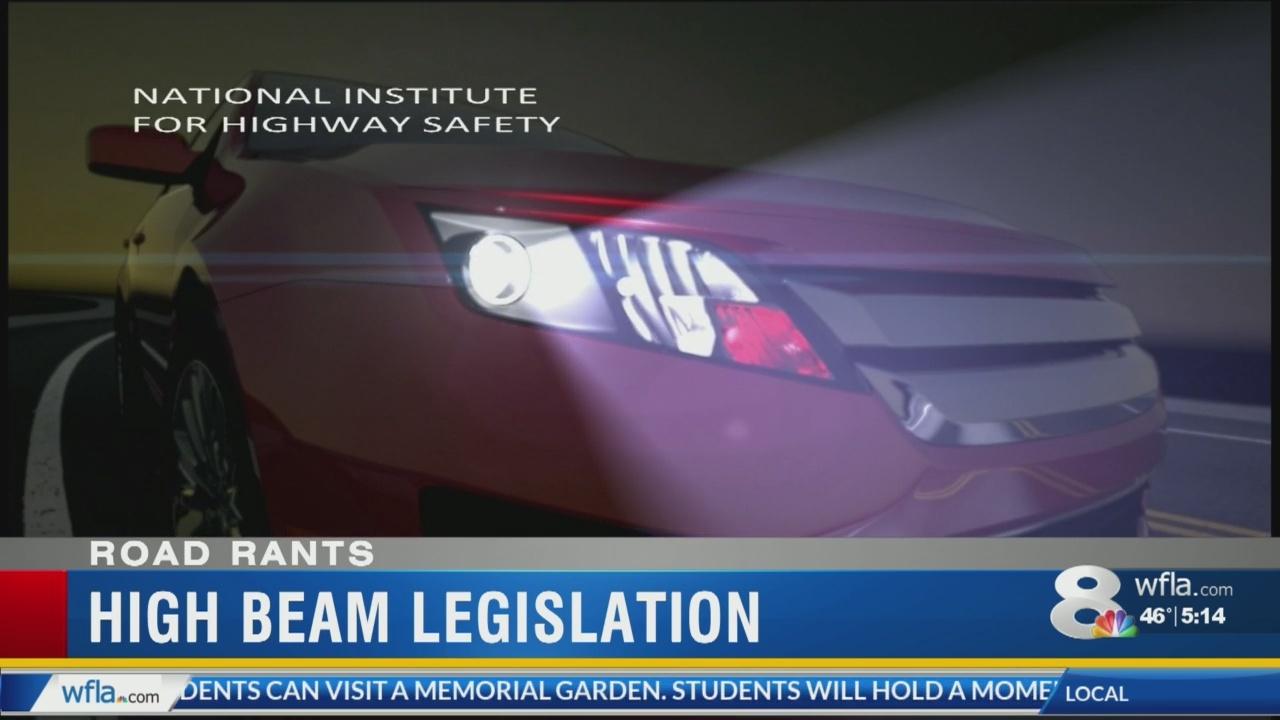 NHTSA headlight laws