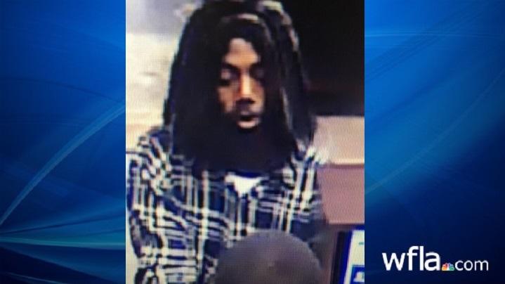 Deputies seek suspect in Tampa bank robbery