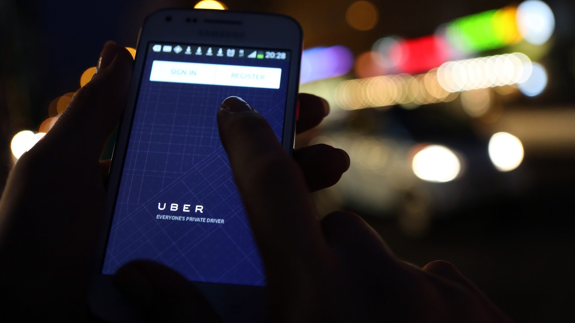 Uber releases list of 50 strangest things left behind by riders