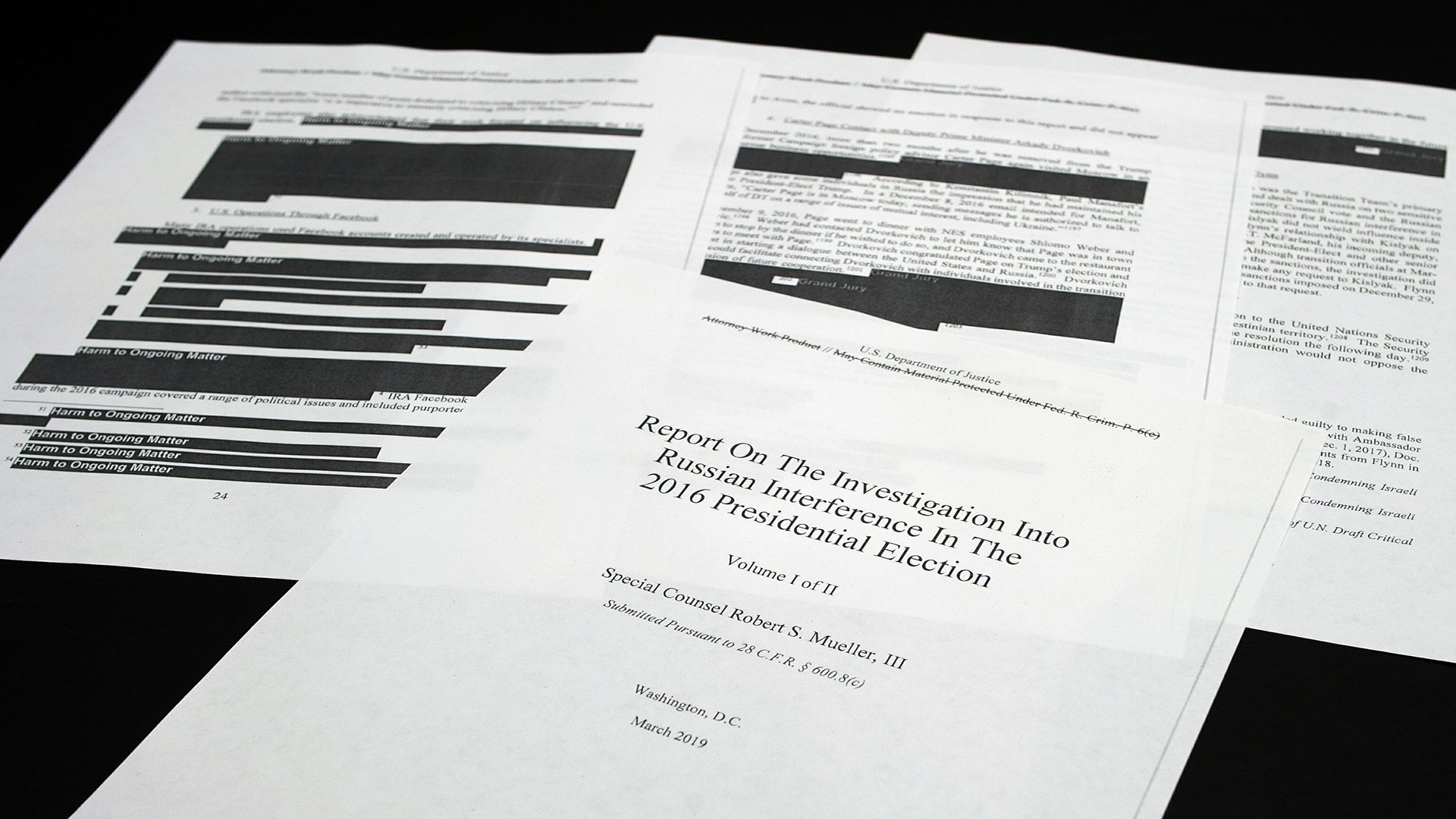 Mueller Report: Florida county hacked by Russian cyber agents