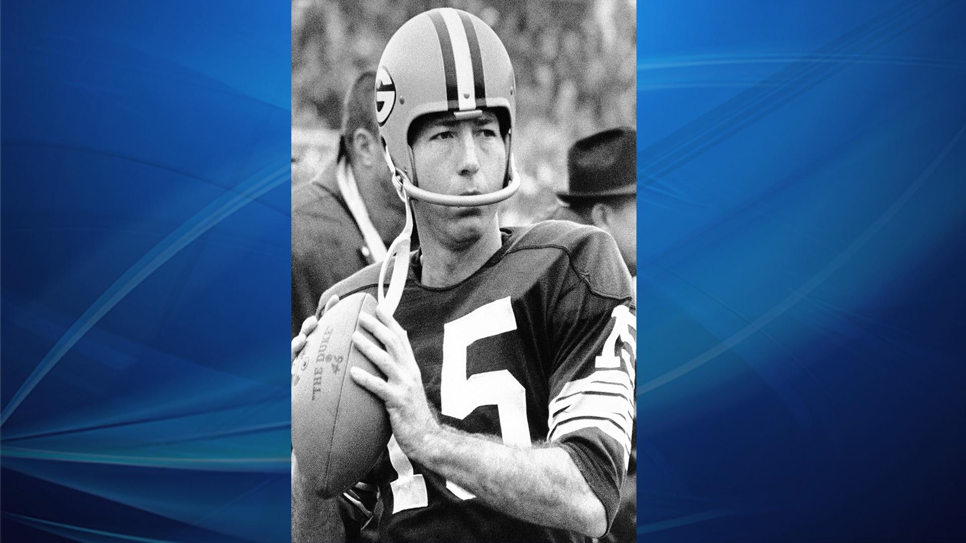brand new 70200 d15ba Green Bay Packer legend Bart Starr passes away at 85