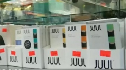 Juul to pull flavored e-cig products from retail stores