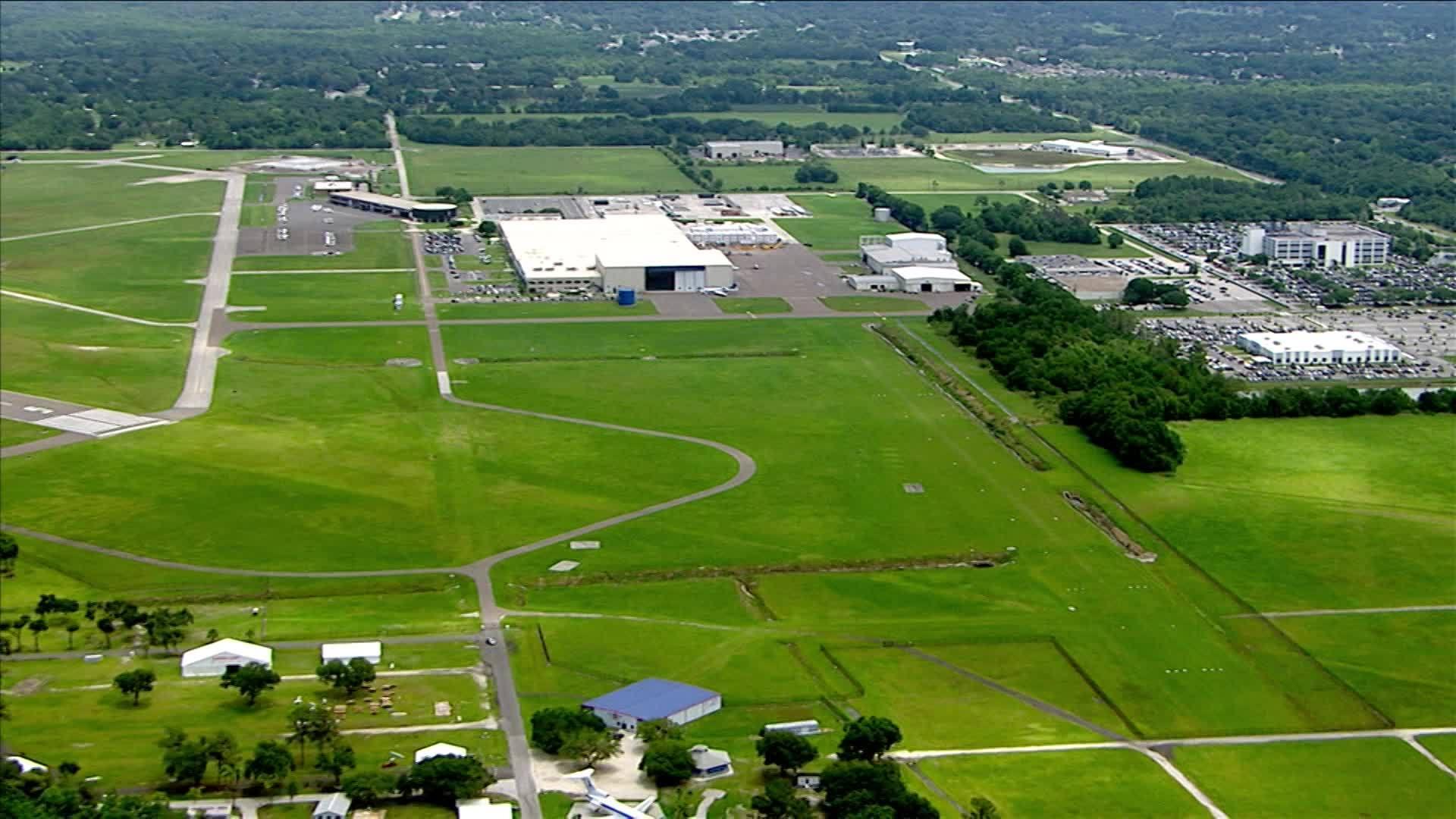 NOAA Flight Ops Center
