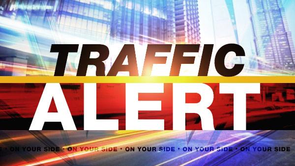 5-vehicle crash snarls traffic on I-75 in Sun City Center