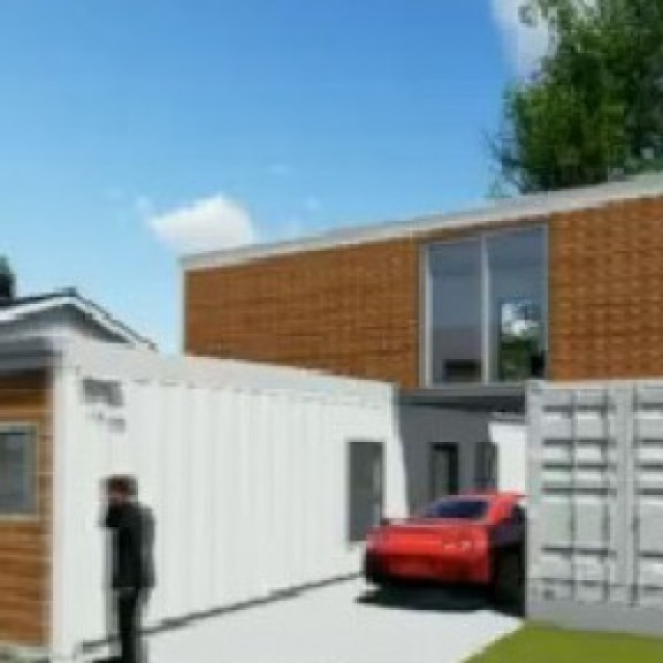 New affordable, sustainable container homes arrive in Tampa Bay
