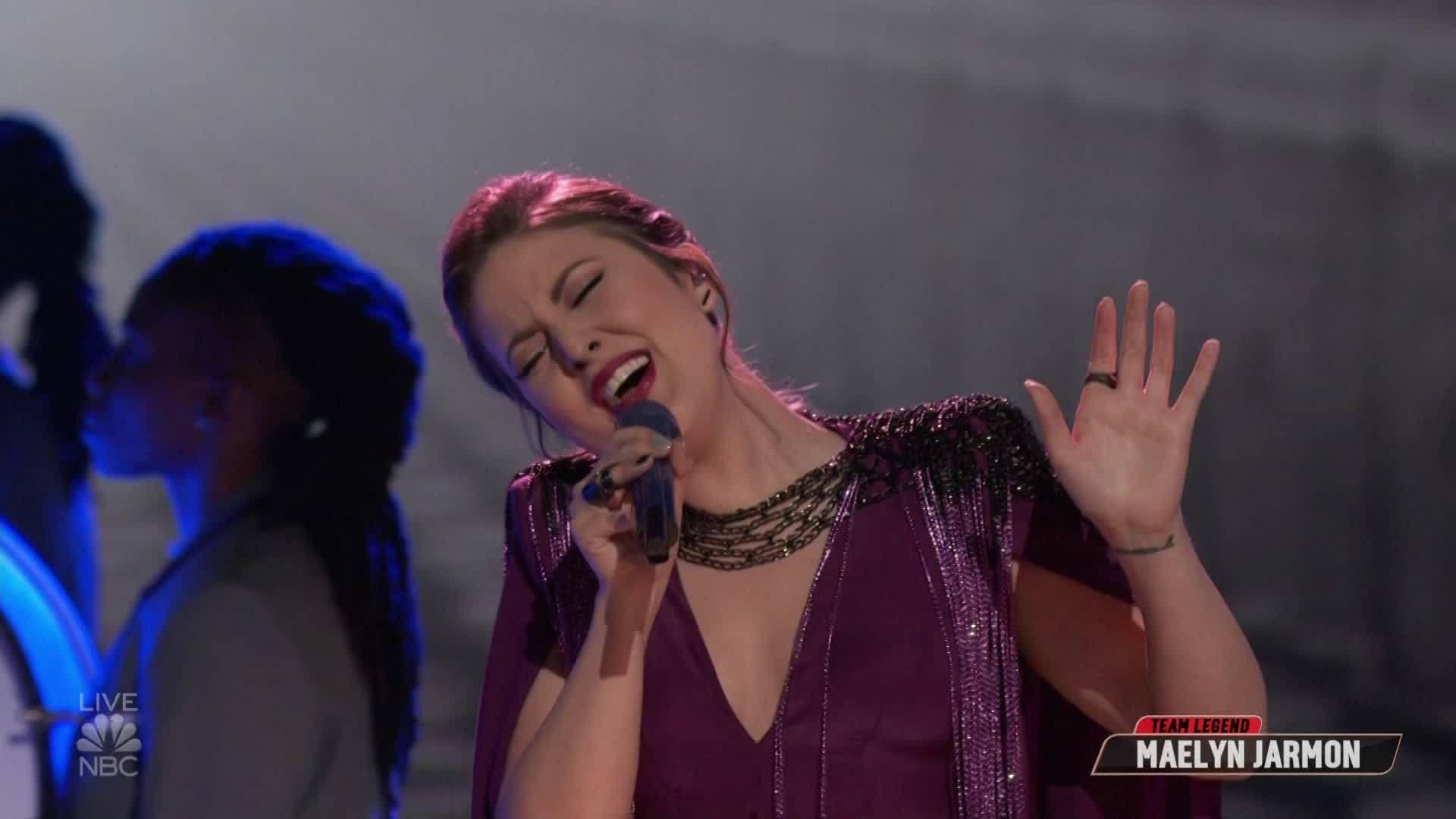 Team John Legend's Maelyn Jarmon wins 'The Voice'