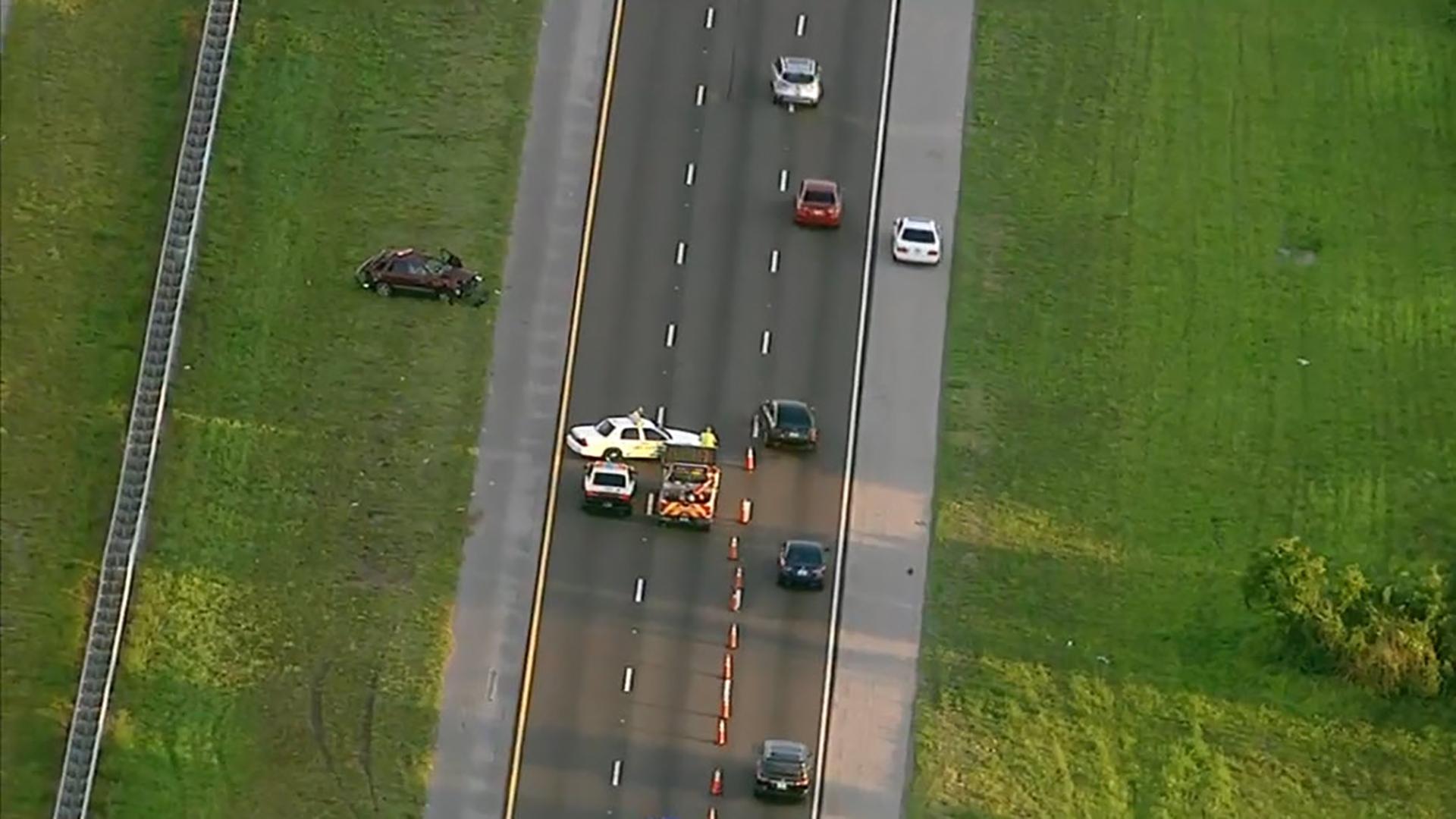 Ruskin mother killed in crash on I-75, 2 children injured