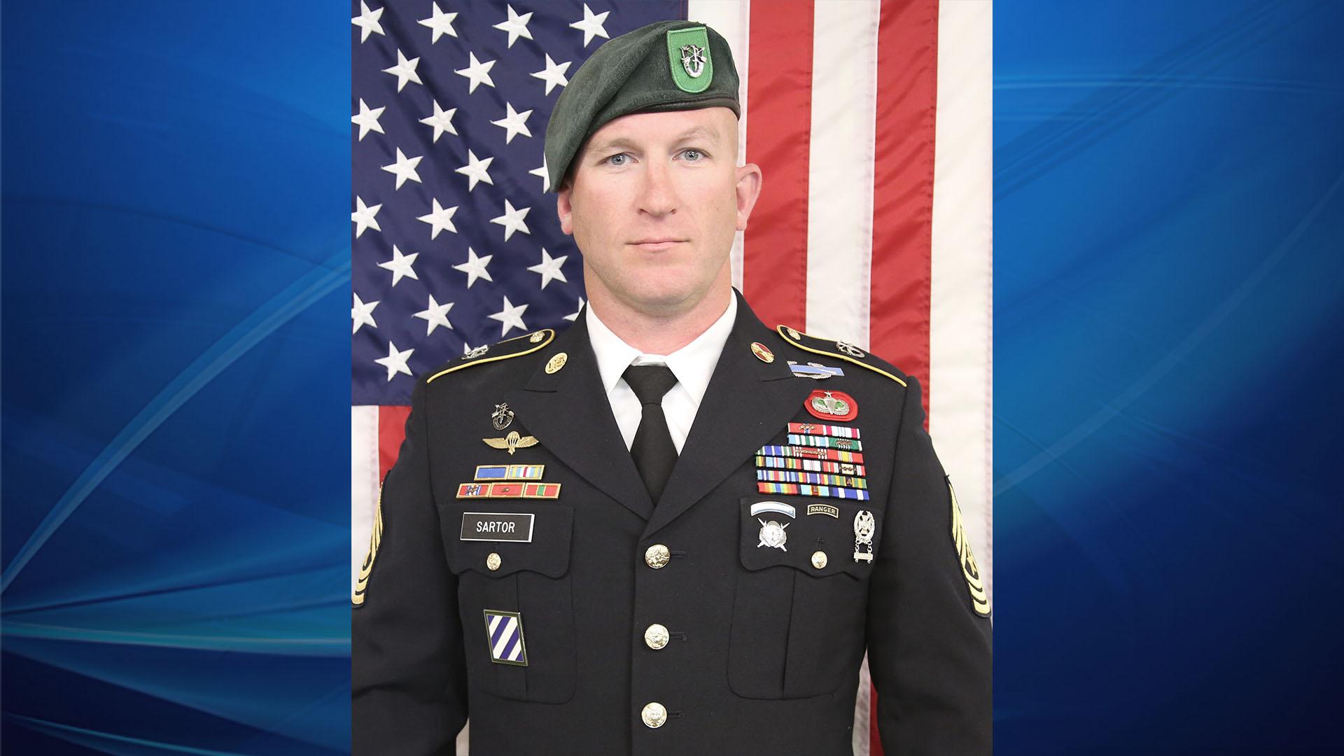 U S  service member killed in Afghanistan identified | WFLA