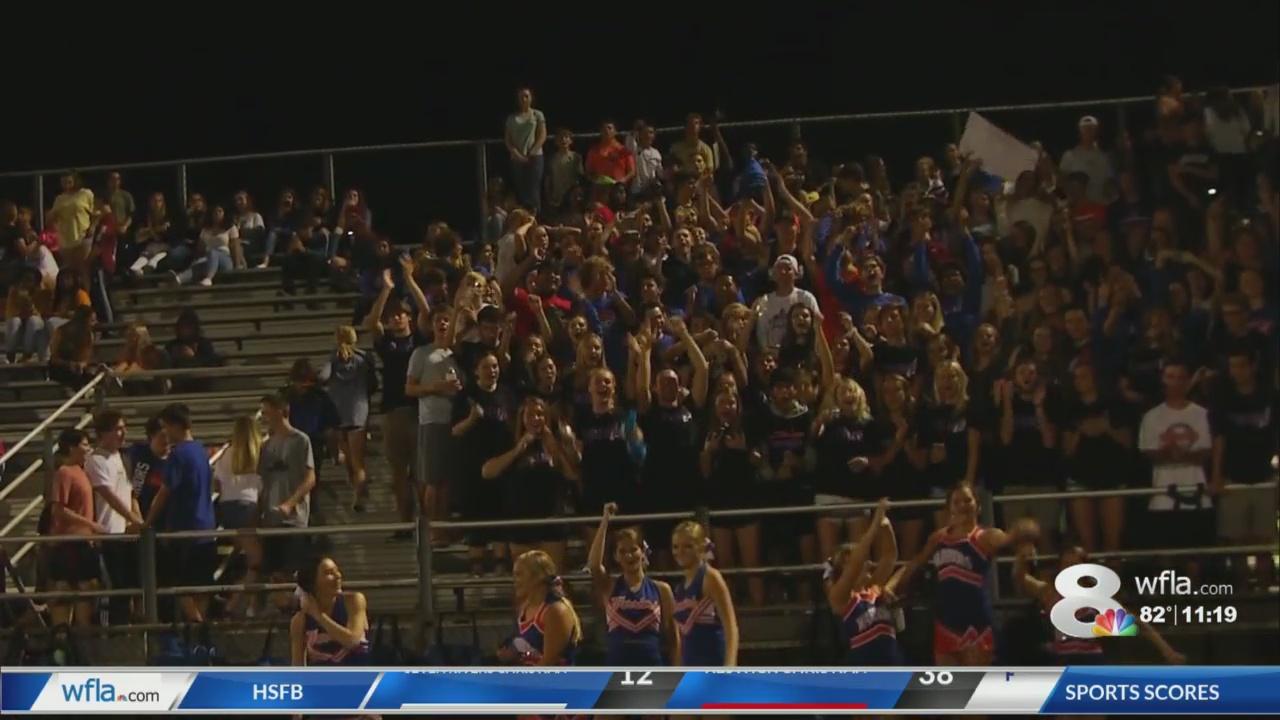 Friday Night Blitz: Largo Packers vs Pinellas Park Patriots