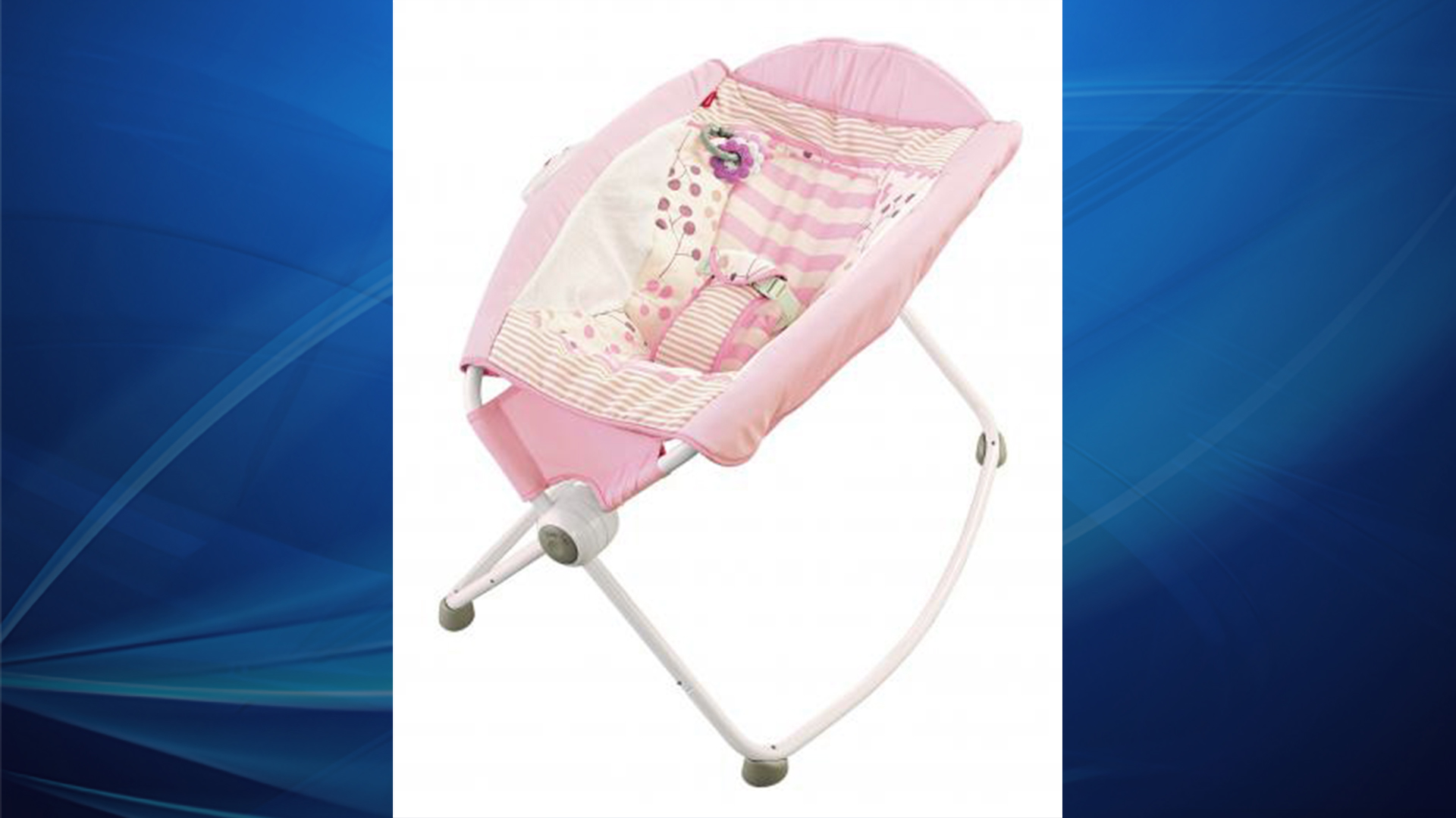 Federal agency proposes ban on inclining baby sleepers