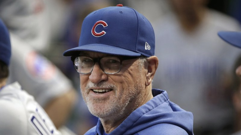 Former Rays manager, Joe Maddon, set to become Los Angeles Angels new manager