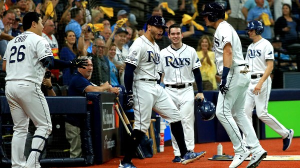 BEST TWEETS: Rays trailing Astros 4-1 in do-or-die Game 5