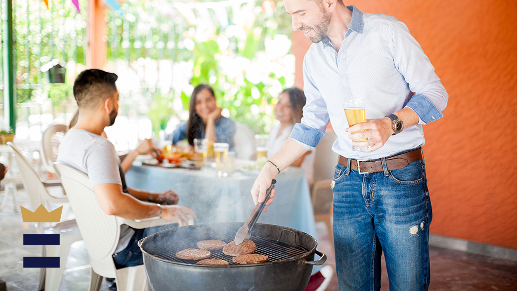 best grills for small patios wfla