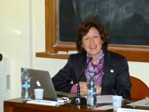 Elisabetta Nistri, Presidente WFWP Italia
