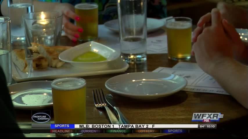 Deschutes Brewery hosts progressive dinner_88890089-159532