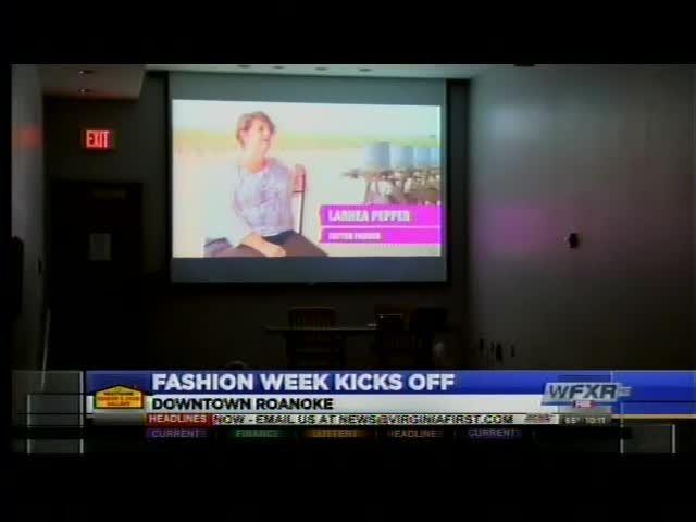 Roanoke Fashion Week kicks off_06293824-159532