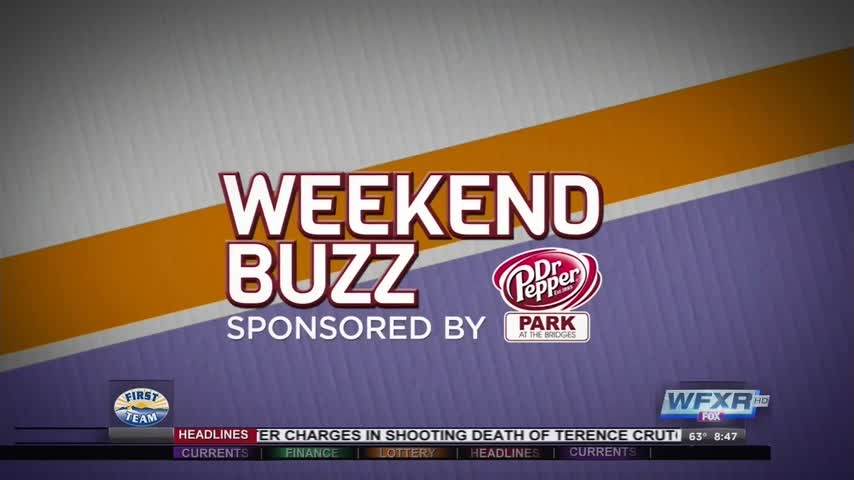 Weekend Buzz with Waynette Anderson 8-23-8-25_39880901-159532