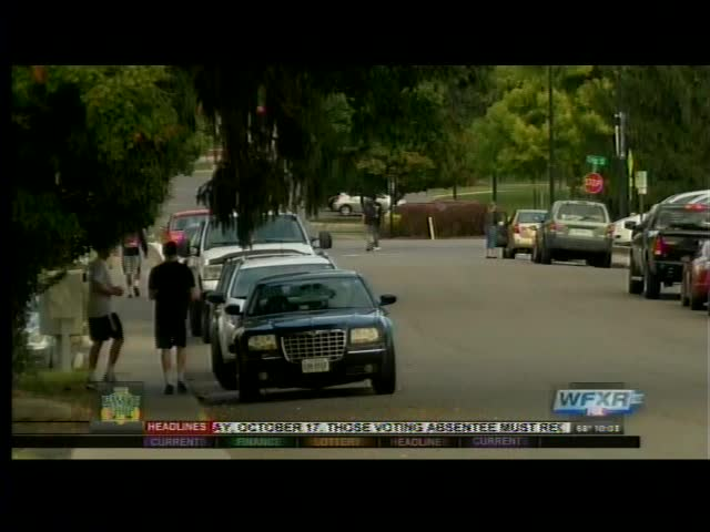 Radford University students shocked about sexual assaults_31049696-159532