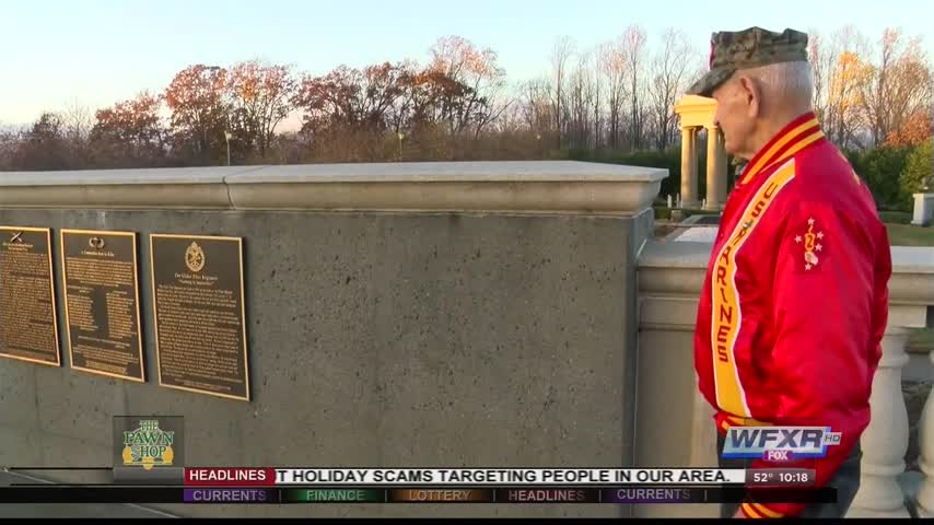 National D-Day Memorial runs campaign for Giving Tuesday_23781129-159532