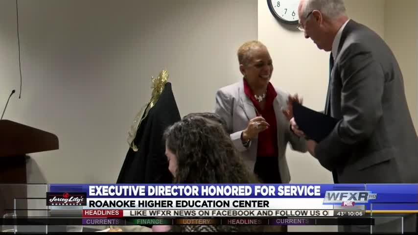 Roanoke Higher Education Center Director retires_08898949