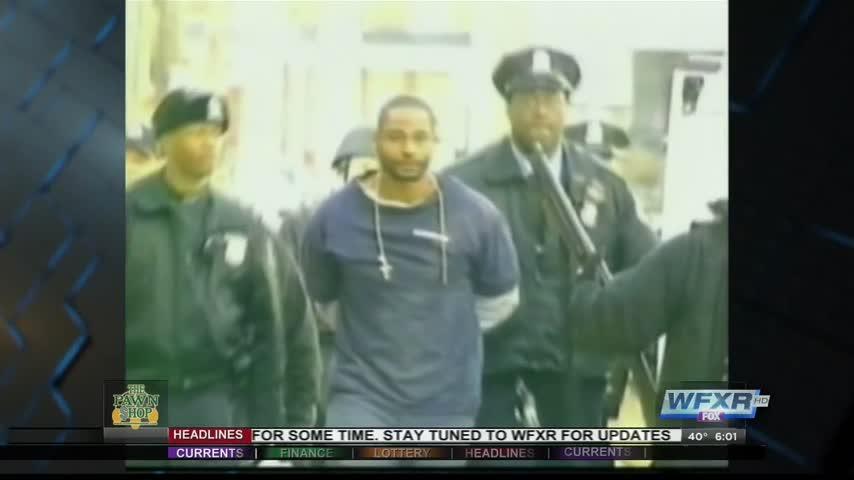 Virginia executes Ricky Gray_97535908