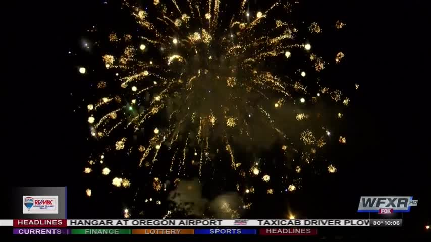 Safety officials get ready for fireworks in Roanoke