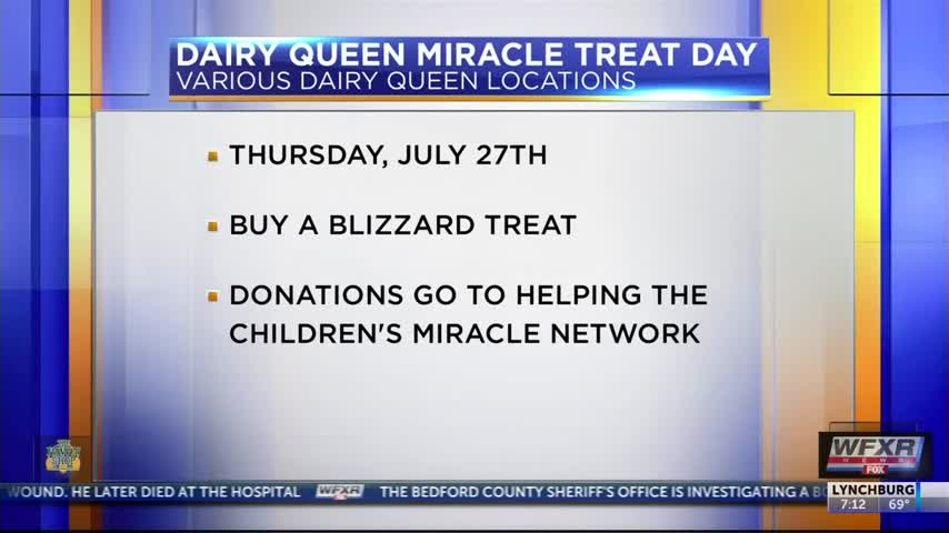 Dairy Queen Miracle Treat Day_38293252